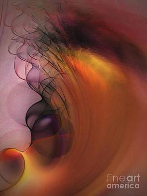 Cosmic Print by Karin Kuhlmann