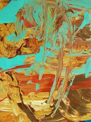 Cosmic Energy Print by Artist Ai