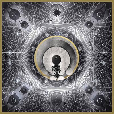 Cosmic Pulps Original by Di Vinci Lino