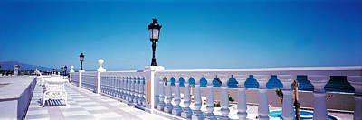 Sea View Photograph - Costa Del Sol Estepa Spain by Panoramic Images