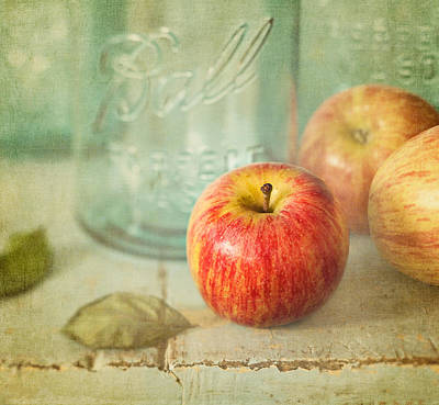 Canning Photograph - Country Comfort by Amy Weiss