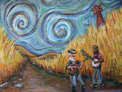 Country Music Revisited Original by Jason Gluskin