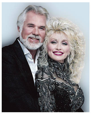 Country Music Royalty Print by Brian Graybill