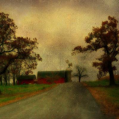 Countryscape Print by Gothicrow Images