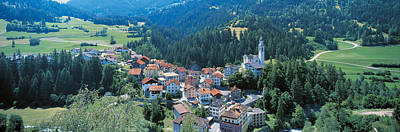 Countryside Switzerland Print by Panoramic Images