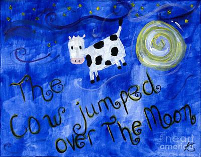 Cow Original by Katy  Scott