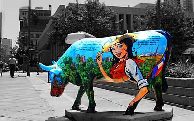 Cowgirl Original by Sepideh Maleki