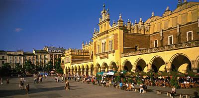 Krakow Photograph - Cracow Poland by Panoramic Images