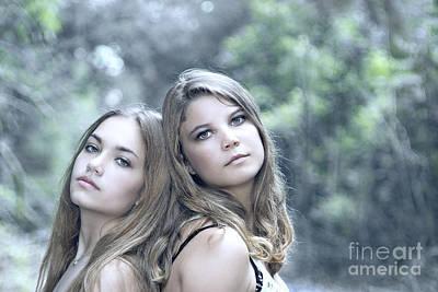 Women Together Photograph - Create Your Destiny by Evelina Kremsdorf