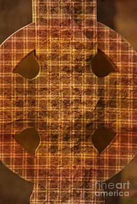 Criss-cross Print by Floyd Menezes
