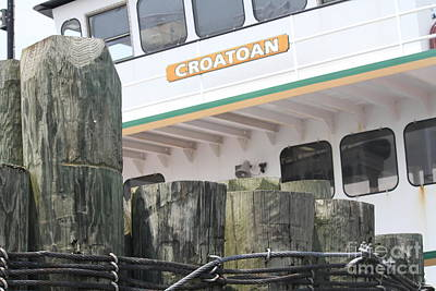 Posts Photograph - Croatoan by Cathy Lindsey