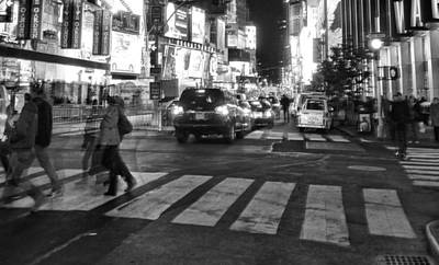 Buy Sell Photograph - Crosswalk by Dan Sproul