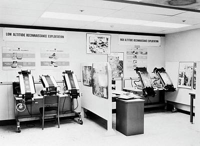 Cold War Photograph - Cuban Missile Crisis by Us Air Force
