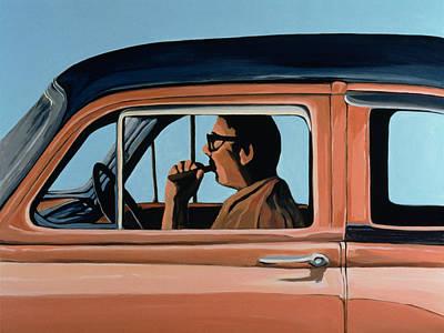 Cuban Portrait #1, 1996 Print by Marjorie Weiss
