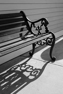 Shadows Photograph - Curves And Shadows by Brooke Ryan