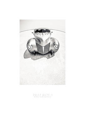 Antique Automobile Photograph - Custom Salt  by Holly Martin
