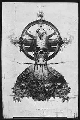 Cut Priest Original by Victor Slepushkin
