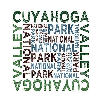 Cuyahoga Valley National Park Print by Flo Karp