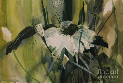 Painting - Daisy by Elizabeth Carr