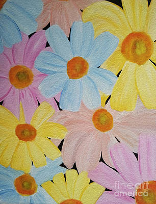 Daisy's Galore Original by Susan Gabriel