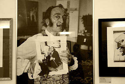 Dali For Today Print by Joanna Madloch