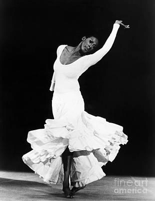 Alvin Ailey Photograph - Dance - Alvin Ailey by Granger