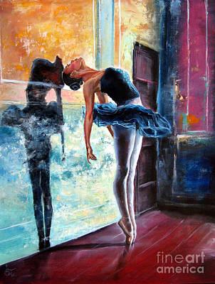 Dancer Print by Osi