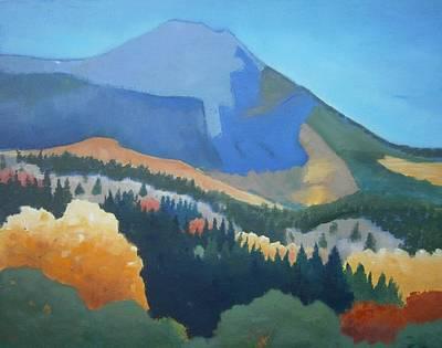 Sundance Painting - Dancing Sun by Gary Coleman