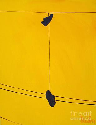 Dangling Souls Print by Michael Ciccotello