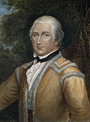 Daniel Photograph - Daniel Morgan (1736-1802) by Granger