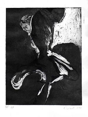 Ap Painting - Dark Ideas by Nesli Sisli