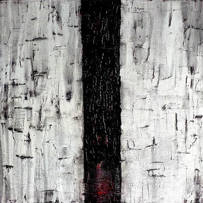 Dark Path Print by Rob Van Heertum