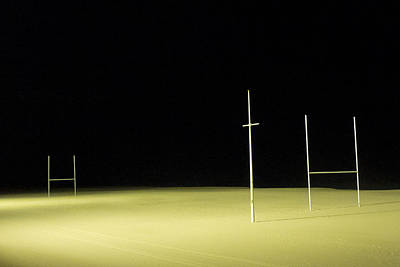 Rugby Photograph - Darkness At Sea by Greetje Kamps