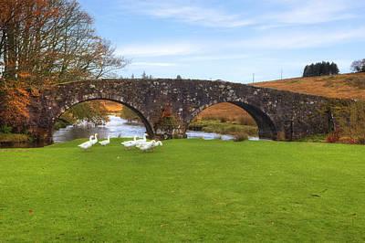 Dartmoor - Two Bridges Print by Joana Kruse