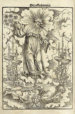 New Testament Photograph - Das Newe Testament Deutzsch by British Library