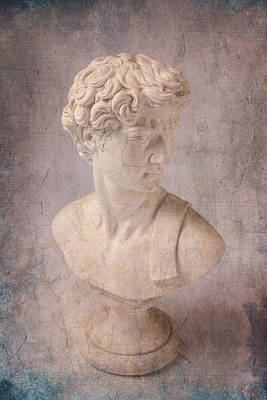 David Statue Print by Garry Gay
