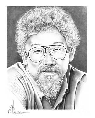 David Suzuki Original by Murphy Elliott