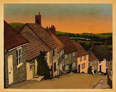 Daybreak Print by Meg Shearer