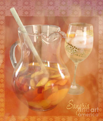 Day Drinking Print by Terry Weaver
