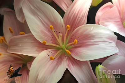 Painted Image Painting - Day-lightful by Beve Brown-Clark Photography
