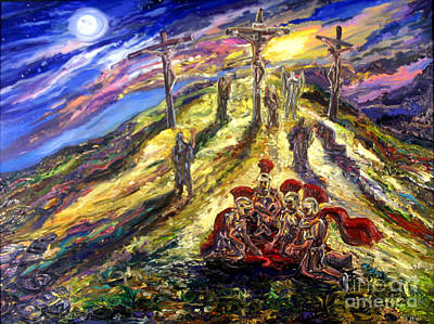 Surreal Painting - Day Of Atonement by Arthur Robins