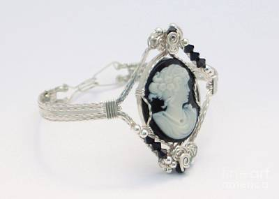 Sterling Silver Bracelet Jewelry - Days Gone By by Holly Chapman