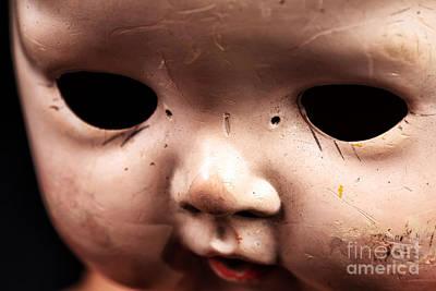Dead Eyes Print by John Rizzuto