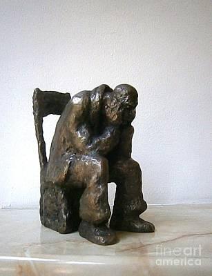 Deadlock Sculpture - Deadlock by Nikola Litchkov