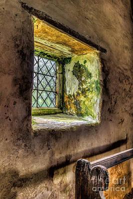Wales Digital Art - Decay by Adrian Evans