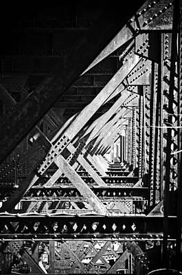 Deconstructed Photograph - deconstructing Jack by Matthew Blum