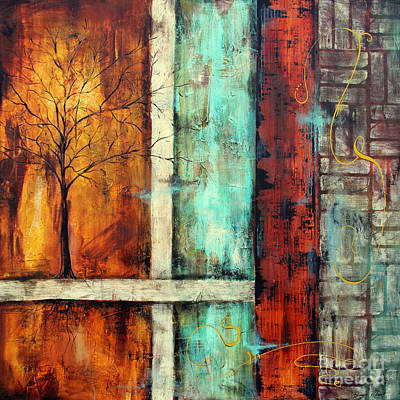 Deep Roots-a Original by Jean Plout