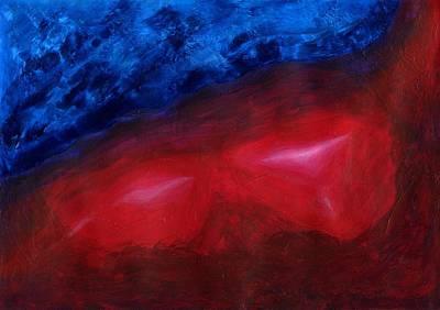 Antea Painting - Deep Space by Antea