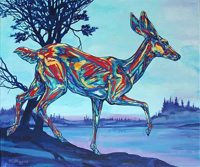 Deer Lake Original by Derrick Higgins