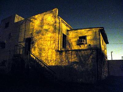 Ghost Photograph - Demon In The Wall by The GYPSY And DEBBIE
